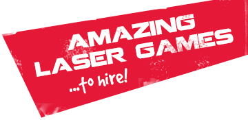 Amazing laser games to hire