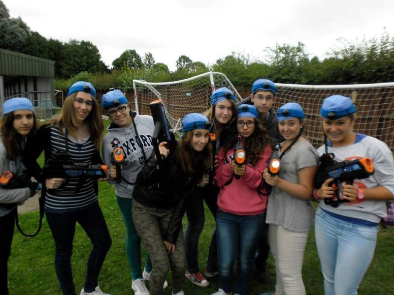 """New Laser Tag Hire service offers one of the best interactive wide games available to Scouts"""